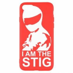Чехол для iPhone 7 I am the Stig - FatLine