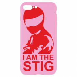 Чехол для iPhone 7 Plus I am the Stig - FatLine
