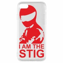 Чехол для iPhone 8 I am the Stig - FatLine