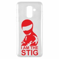 Чехол для Samsung A6+ 2018 I am the Stig - FatLine