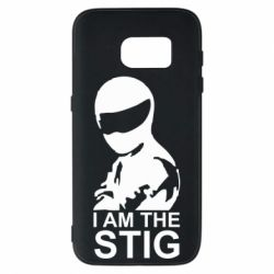 Чехол для Samsung S7 I am the Stig - FatLine