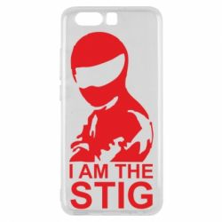 Чехол для Huawei P10 I am the Stig - FatLine