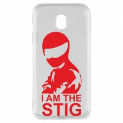 Чехол для Samsung J3 2017 I am the Stig - FatLine