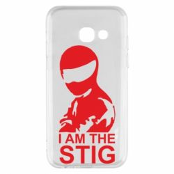 Чехол для Samsung A3 2017 I am the Stig - FatLine