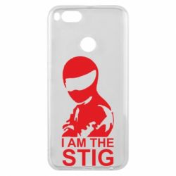 Чехол для Xiaomi Mi A1 I am the Stig - FatLine
