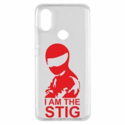 Чехол для Xiaomi Mi A2 I am the Stig - FatLine