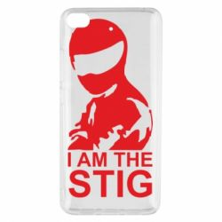 Чехол для Xiaomi Mi 5s I am the Stig - FatLine