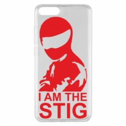 Чехол для Xiaomi Mi Note 3 I am the Stig - FatLine