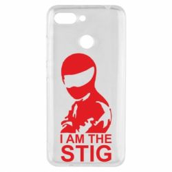 Чехол для Xiaomi Redmi 6 I am the Stig - FatLine