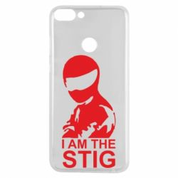 Чехол для Huawei P Smart I am the Stig - FatLine
