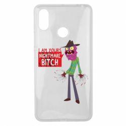Чохол для Xiaomi Mi Max 3 I am yours nightmare BITCH