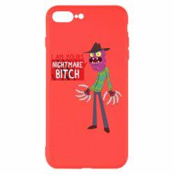 Чохол для iPhone 8 Plus I am yours nightmare BITCH
