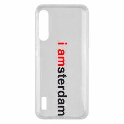 Чохол для Xiaomi Mi A3 I amsterdam