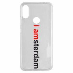 Чохол для Xiaomi Redmi Note 7 I amsterdam