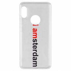 Чохол для Xiaomi Redmi Note 5 I amsterdam