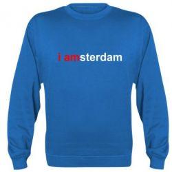 Реглан (світшот) I amsterdam