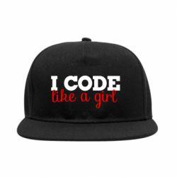 Снепбек I code like a girl