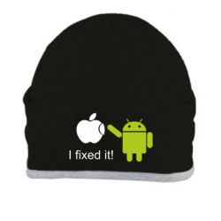 Шапка I fixed it! Android - FatLine