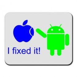 Коврик для мыши I fixed it! Android - FatLine