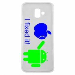 Чохол для Samsung J6 Plus 2018 I fixed it! Android