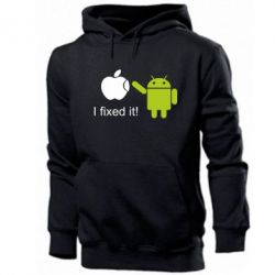 Толстовка I fixed it! Android - FatLine