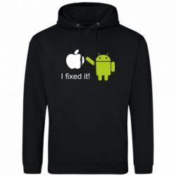 Толстовка I fixed it! Android - FatLine