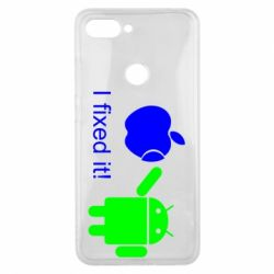 Чехол для Xiaomi Mi8 Lite I fixed it! Android