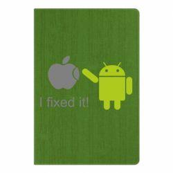 Блокнот А5 I fixed it! Android