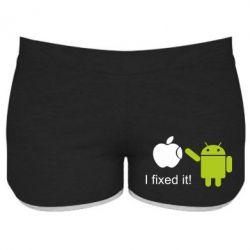 Женские шорты I fixed it! Android - FatLine