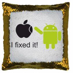 Подушка-хамелеон I fixed it! Android