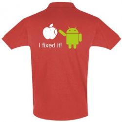 Футболка Поло I fixed it! Android - FatLine