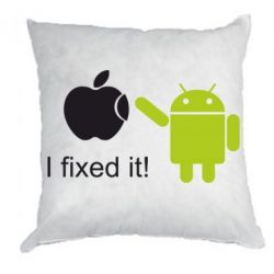 Подушка I fixed it! Android - FatLine