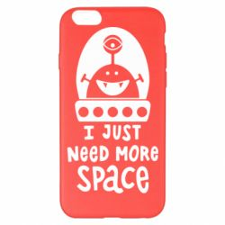 Чохол для iPhone 6 Plus/6S Plus I just need more space