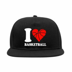 Снепбек I love basketball