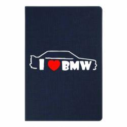Блокнот А5 I love BMW