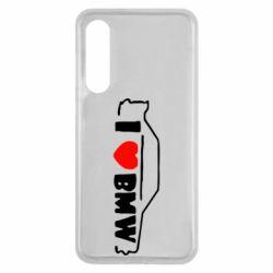 Чехол для Xiaomi Mi9 SE I love BMW