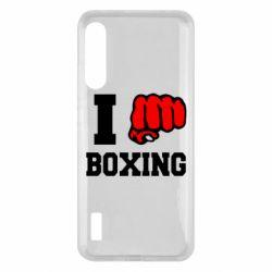 Чохол для Xiaomi Mi A3 I love boxing
