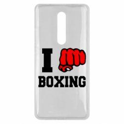Чехол для Xiaomi Mi9T I love boxing