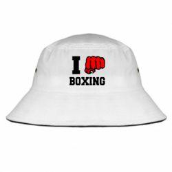 Панама I love boxing