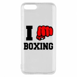 Чехол для Xiaomi Mi6 I love boxing