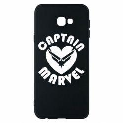 Чохол для Samsung J4 Plus 2018 I love Captain Marvel