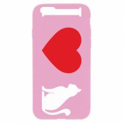Чохол для iPhone 6 Plus/6S Plus I love cat