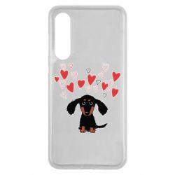 Чохол для Xiaomi Mi9 SE I love dachshund