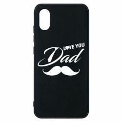 Чохол для Xiaomi Mi8 Pro I Love Dad