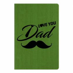 Блокнот А5 I Love Dad