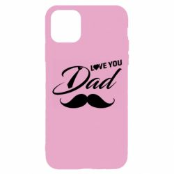 Чохол для iPhone 11 Pro I Love Dad
