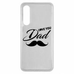 Чохол для Xiaomi Mi9 SE I Love Dad