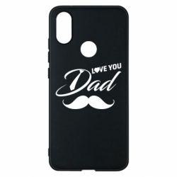 Чохол для Xiaomi Mi A2 I Love Dad