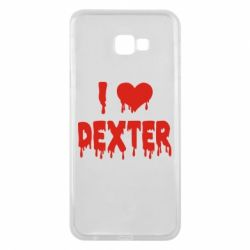 Чехол для Samsung J4 Plus 2018 I love Dexter