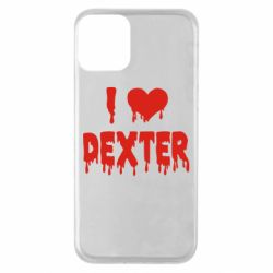 Чехол для iPhone 11 I love Dexter